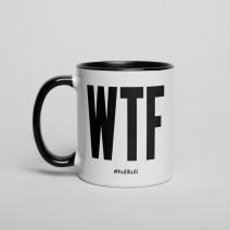 "Кружка ""WTF"""