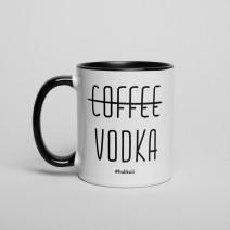 "Кружка ""Coffee - Vodka"""