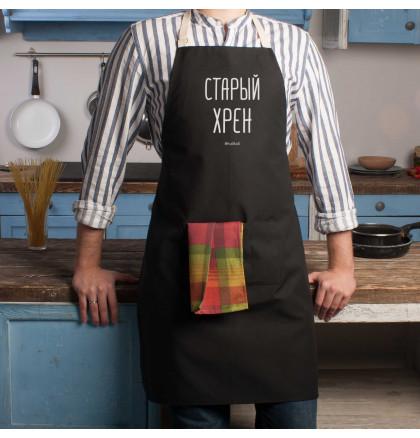 "Фартук ""Старый хрен"", фото 3, цена 390 грн"