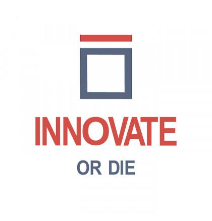 """Футболка мужская """"Innovate or Die"""", фото 3, цена 450 грн"""