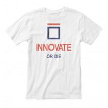 """Футболка мужская """"Innovate or Die"""""""