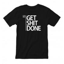 "Футболка мужская ""Get Shit Done"""
