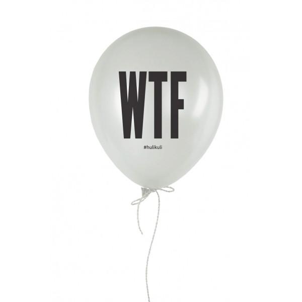 """Шарик надувной """"WTF?"""", фото 1, цена 35 грн"""