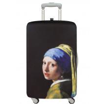 """Чехол для чемодана """"Портрет"""""""