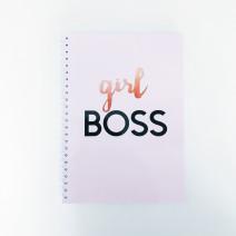 "Блокнот ""girl BOSS"""