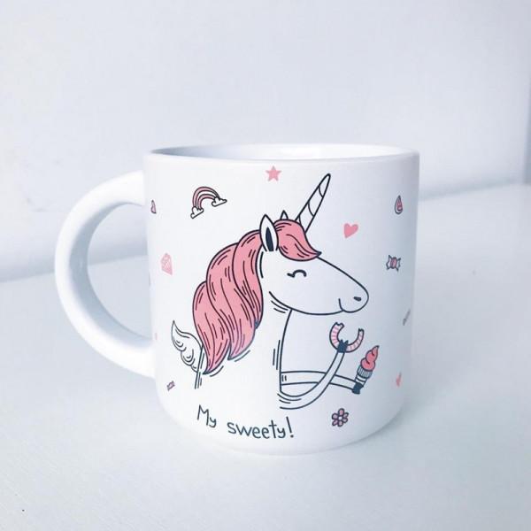 """Чашка """"My sweety"""", фото 1, цена 229 грн"""