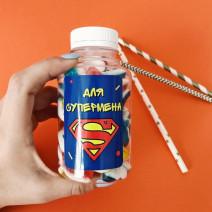 "Конфеты ""Для супермена"""