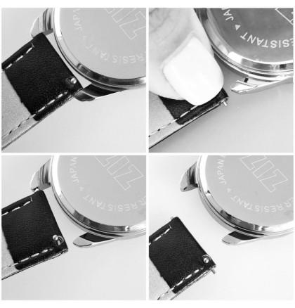 """Часы """"Розовый кварц и Безмятежность"""", фото 4, цена 910 грн"""